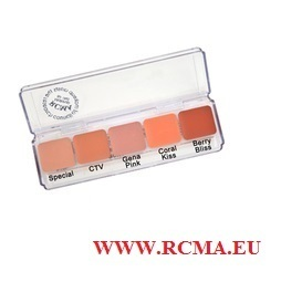 CREAM BLUSH-RCMA – CORAL KISS - CHEEK COLOR-  1/8 OZ = 9 Gram