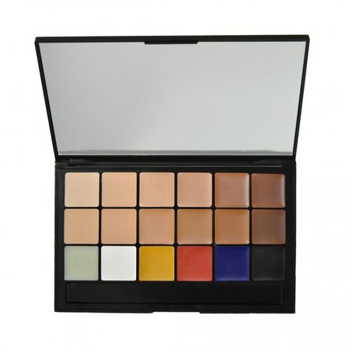 RCMA - FOUNDATION - 18 delig palet make-up palet - Kevin James Bennett (KJB) Complexion Palette